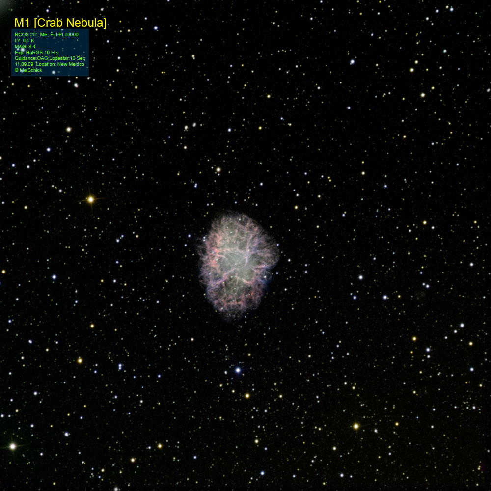 m1 crab nebula astronomy - photo #3